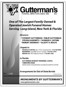 Gutterman's Funeral Homes