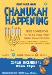 Chanukah Happening